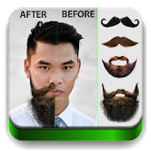 Man Hair Mustache Style Free