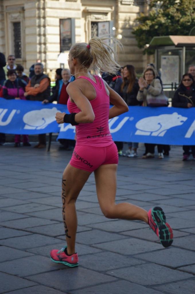 maratonando in città di Alessandra Botticelli
