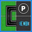 Let Me Park :  Parking Puzzle Brain Games icon