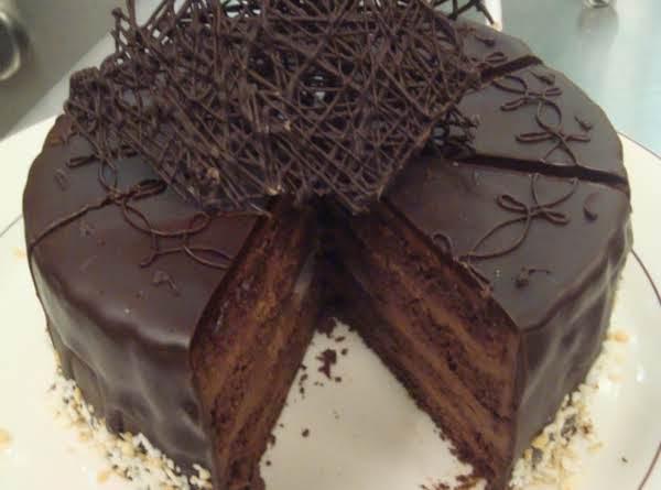 High-ratio Chocolate Cake Recipe
