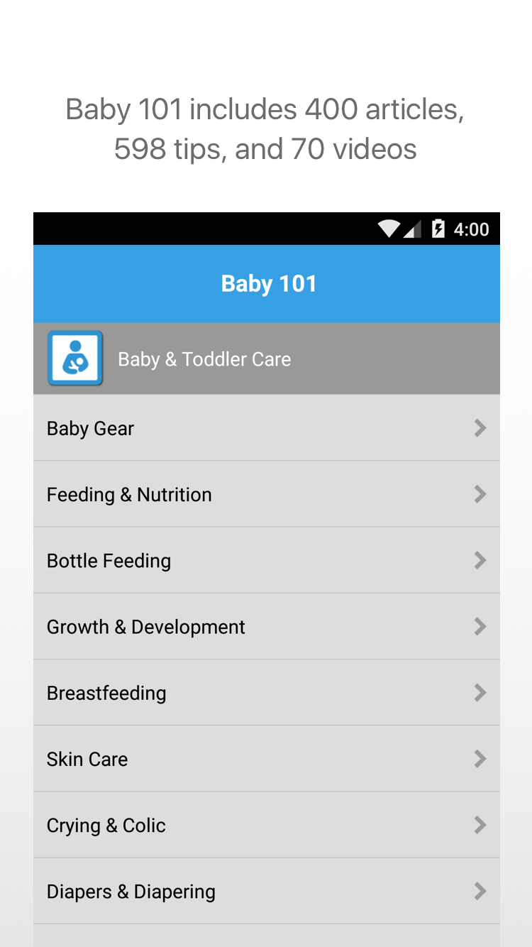 WebMD Baby screenshot #5