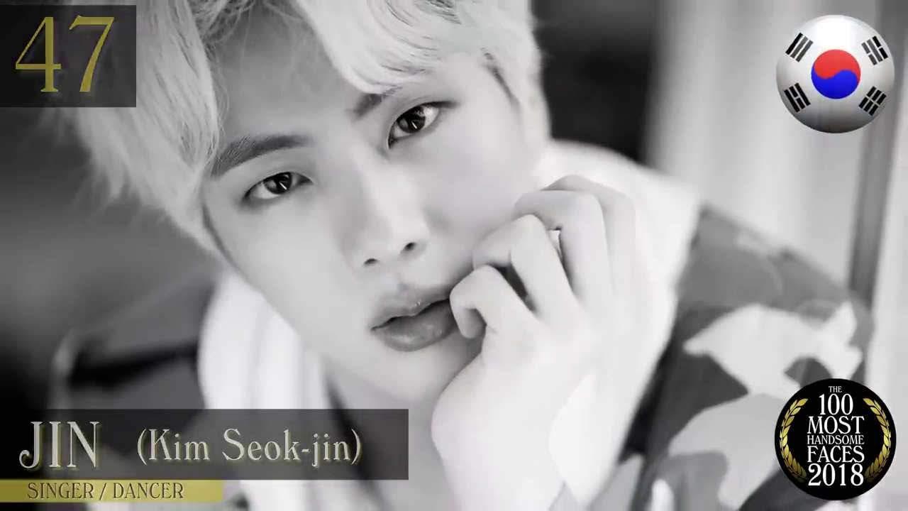 BTS Jin the World Wide Handsome