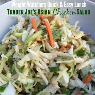Trader Joe's Asian Chicken Salad
