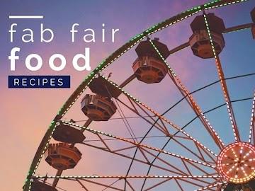 Fab Fair Food!