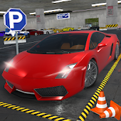 Multi-storey Sports Car Parking Simulator 2019