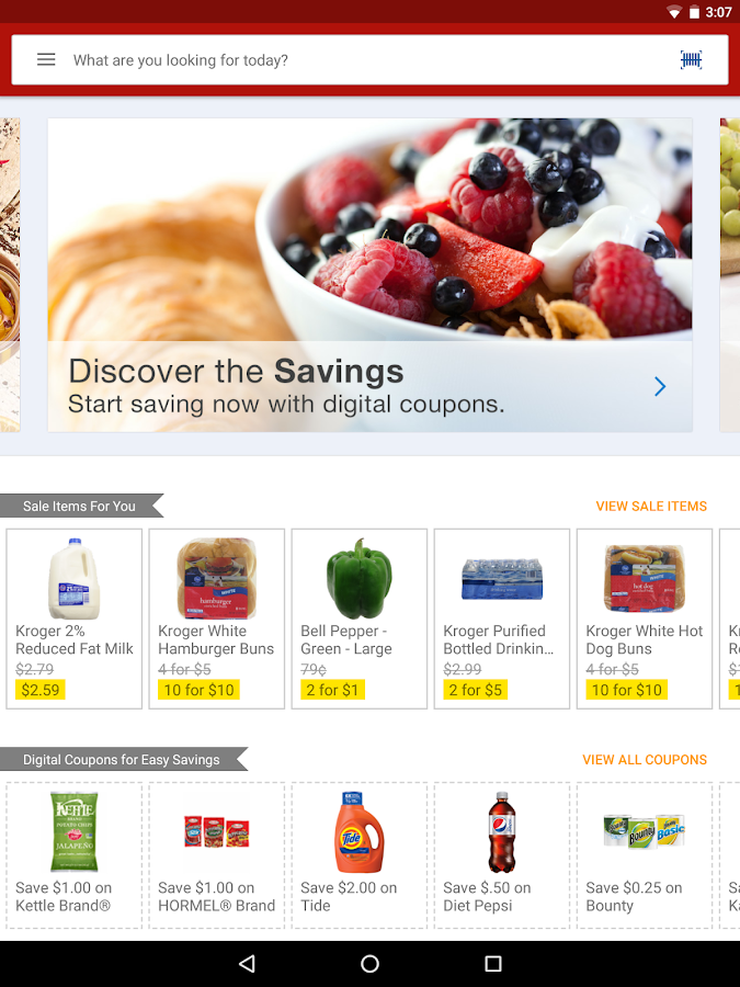 Foods Co- screenshot