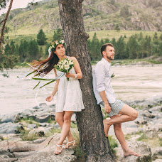 Wedding photographer Alena Boyko (Yate). Photo of 15.10.2017