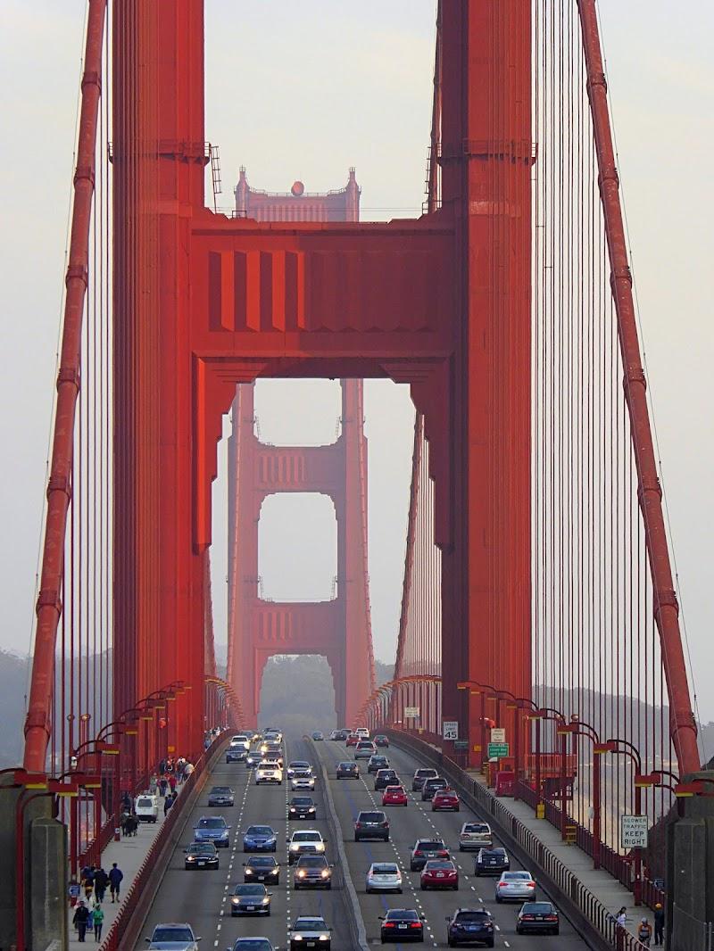 Driving to San Francisco di Dariagufo