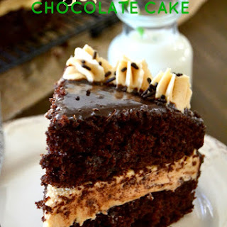 Bailey's Irish Cream Chocolate Cake