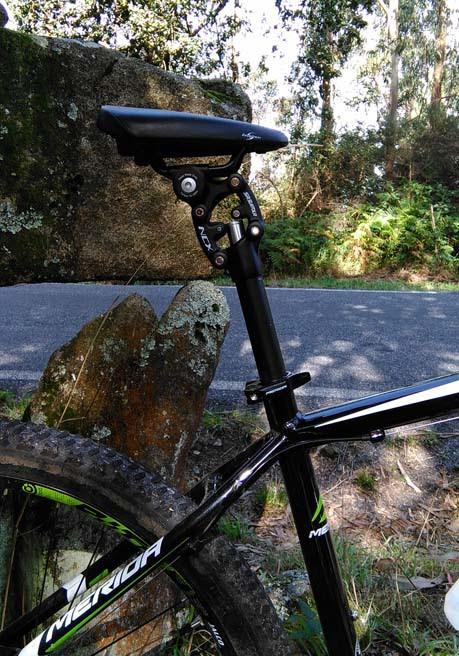 ¿Cuál es la mejor opción cuando se va en bicicleta con prostatitis?