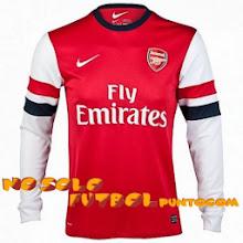 Photo: Arsenal 1ª ML * Camiseta Manga Corta * Camiseta Manga Larga * Camiseta Mujer * Camiseta Niño con pantalón