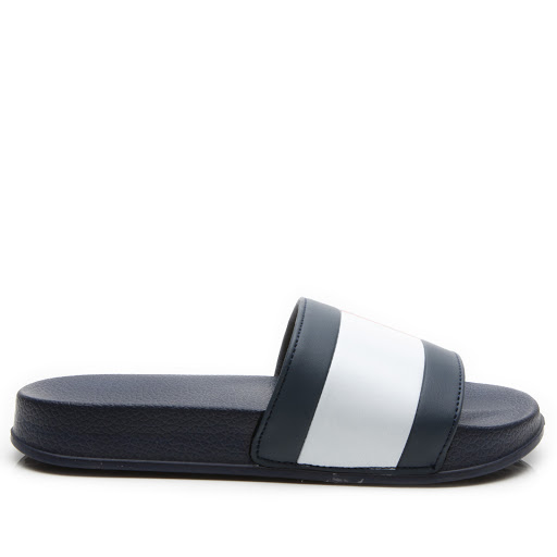 Primary image of Tommy Hilfiger Navy Sliders