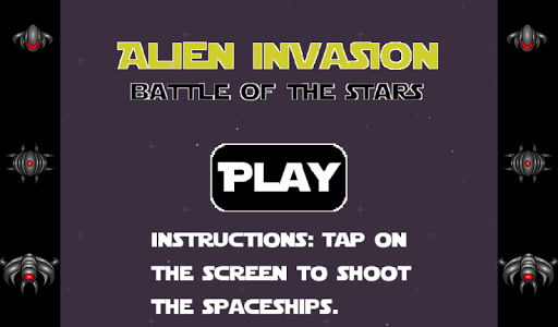 Alien Invasion:Battle of Stars