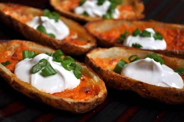 Creamy Carrot-potato Boats Recipe