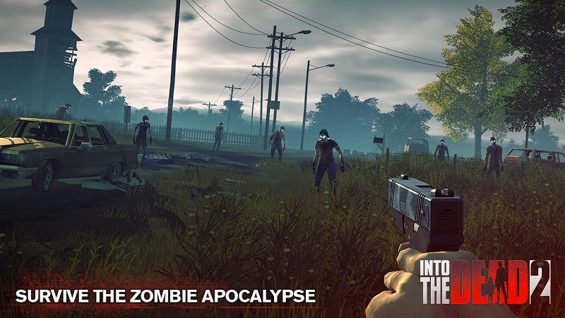 Into the Dead 2 v0.8.1 [Mod]