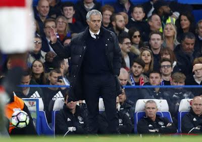 Quand Mourinho réclame un pénalty