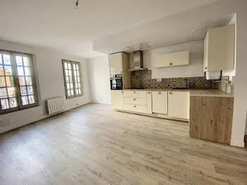 Appartement 2 pièces 46,46 m2