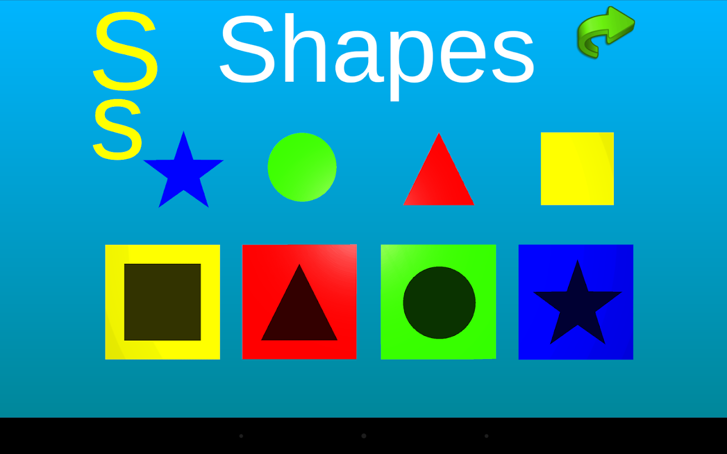 Interactive ABC For Kids- screenshot