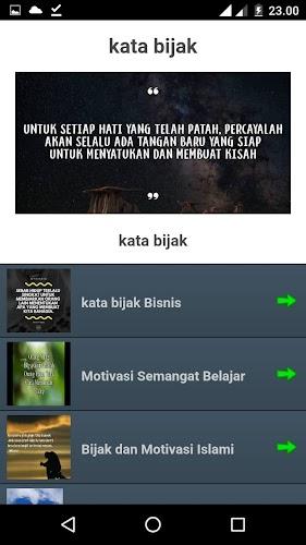 Download 2500 Kata Bijak Dan Motivasi Offline Apk Latest
