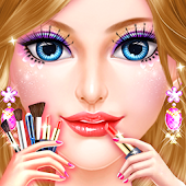 Tải Game Lipstick Maker Makeup Salon