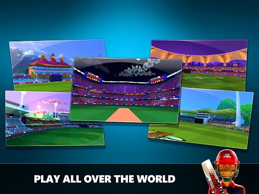 Stick Cricket Live screenshot 11