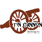 Logo for Tin Cannon Brewing Co.