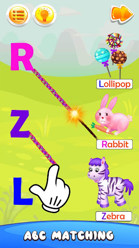 ABC Kids Games for Toddlers - alphabet & phonics apkpoly screenshots 3
