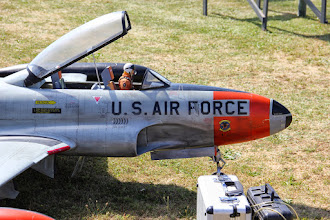 Photo: Lockheed T-33 T-Bird ( Lockheed P-80 Shooting Star)