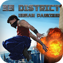33 District: Urban Parkour icon