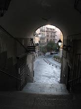 Photo: Arco de Cuchilleros de la Plaza Mayor