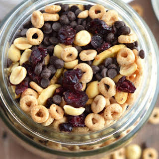 Cereal Trail Mix.
