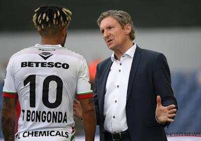 """Dury blij dat hij de twee beste voetballers ooit van Essevee onder zijn hoede had: """"Nu laat ik hem met plezier vertrekken"""""""