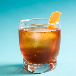 Drunk Uncle (Scotch and Cynar Cocktail)