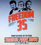 Trailer Park Boys Freedom 35 Lager