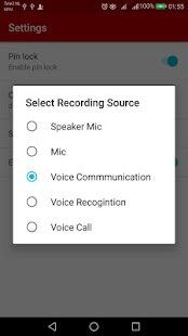 PRO Call Recorder Screenshot