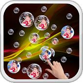 Photo Bubble Live Wallpaper