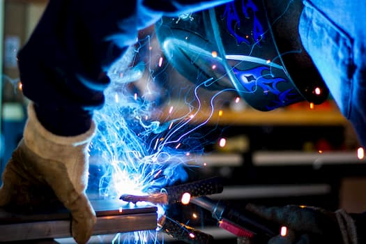 Manufacturing Job Profiles: Welder