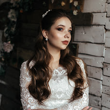 Wedding photographer Aleksandra Nikolaeva (AlexandraArt). Photo of 11.10.2018