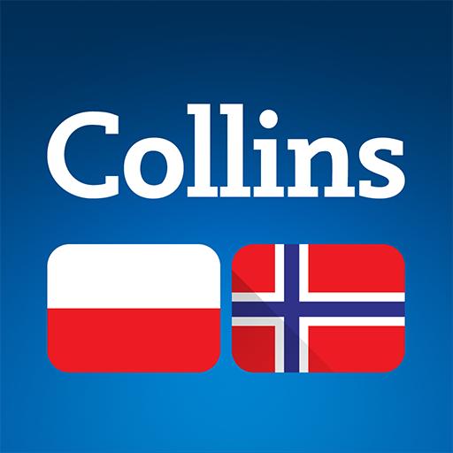 Collins Norwegian<>Polish Dictionary Icon