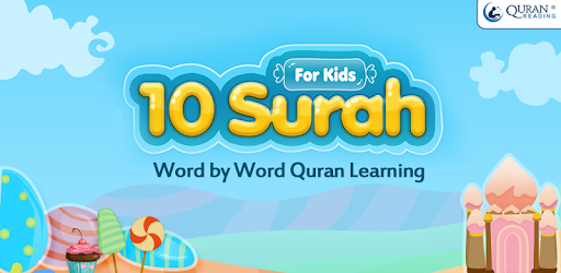 10 Surah for Kids Word By Word - Apps on Google Play