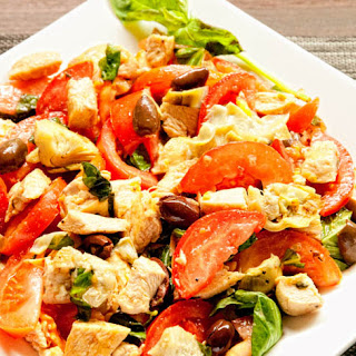 Chicken And Artichoke Panzanella Recipe
