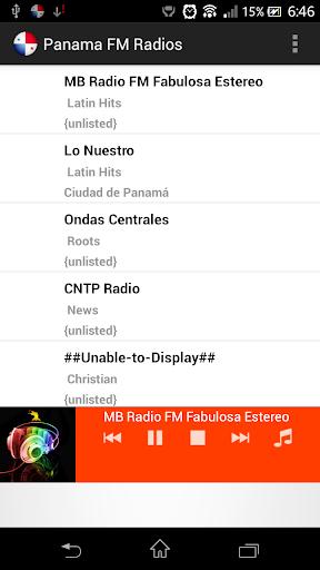 Panama FM Radios