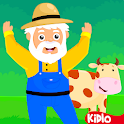 Old MacDonald had a Farm - Rhymes & Songs For Kids icon