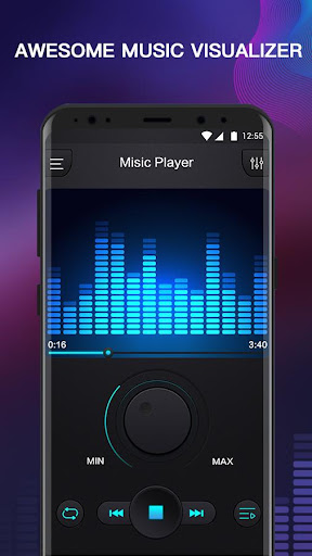 Free Music - MP3 Player, Equalizer & Bass Booster