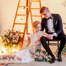 Wedding photographer Aleksandra Kudryashova (alexandra72). Photo of 19.01.2017