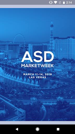 ASD Market Week Events 16.0.1 screenshots 3