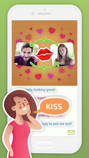 Spin the Bottle: Kiss, Chat and Flirt apklade screenshots 2