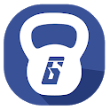 Gymster Pro - Weight Lifting Log & Healthy Recipes icon