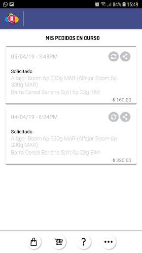 Bimbo Club de Beneficios screenshot 6