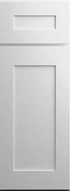 white shaker elite cabinet door